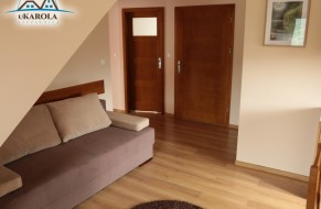 Apartament Dębowy - salon